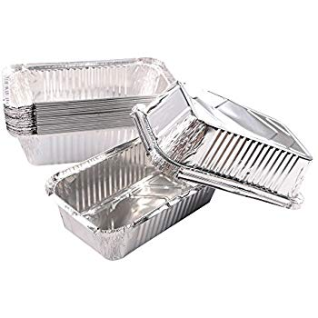 4 Pack Large Foil Trays - Grocery Deals