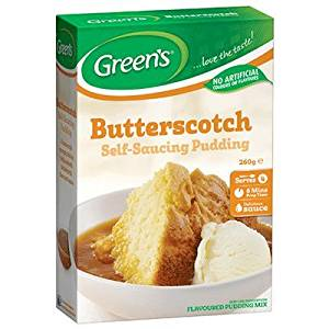 Greens - Self Saucing Pudding Butterscotch