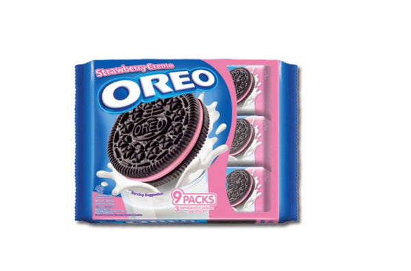 Oreo Chocolate Sandwich Cookies pack of 12 individual packets