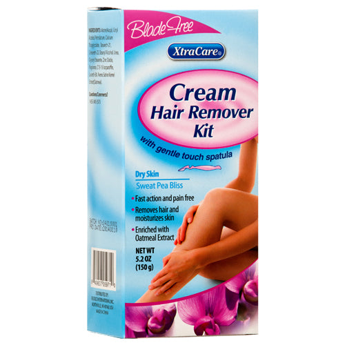 Cream Hair Remover Kit - Grocery Deals