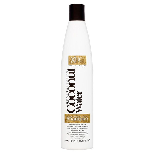 XHC Revitalising Coconut Water Shampoo, 400 ml - Grocery Deals
