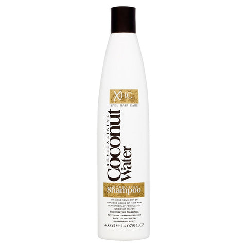 XHC Revitalising Coconut Water Shampoo, 400 ml