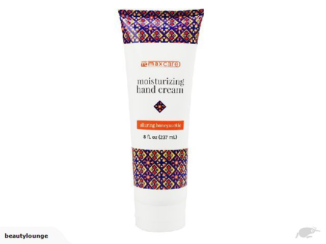 Maxcare Moisturizing hand cream- honeysuckle - Grocery Deals