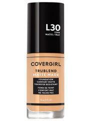 Covergirl Trueblend Matte Foundation Golden Ivory - Grocery Deals