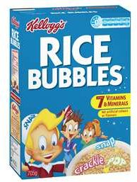 Kellogg's Rice Bubbles - Grocery Deals