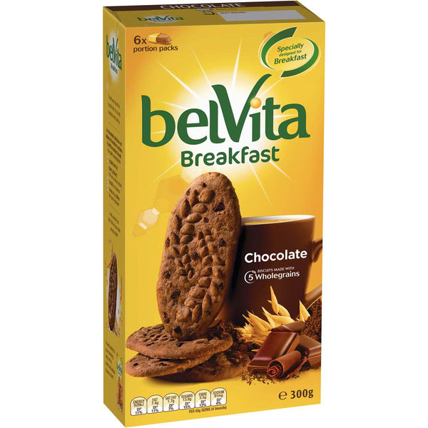 Belvita Breakfast Biscuits Choc Flavour - Grocery Deals