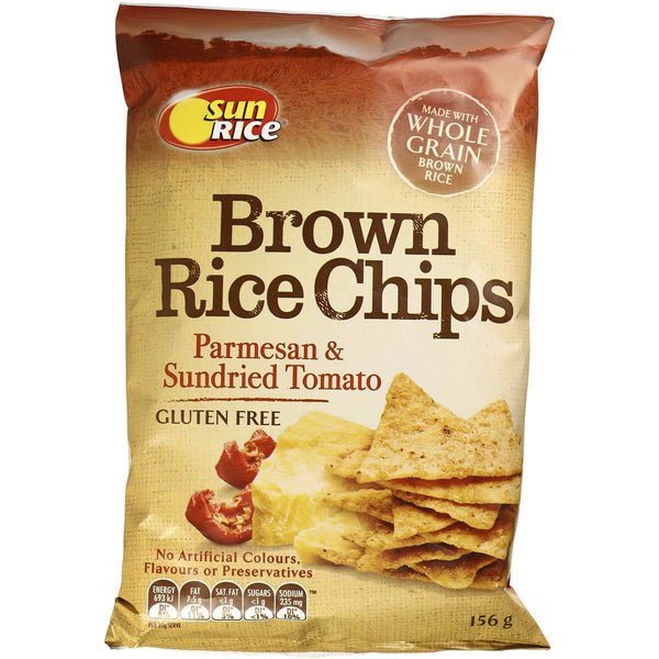 Sun Rice Brown Rice Chips - Grocery Deals
