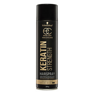 Schwarzkopf Ultimate Keratin Hairspray