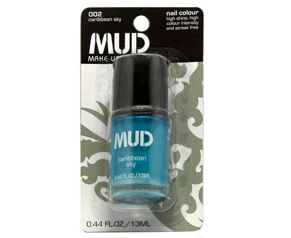 Mud Nail Polish - Caribbean Sky #002 - Grocery Deals