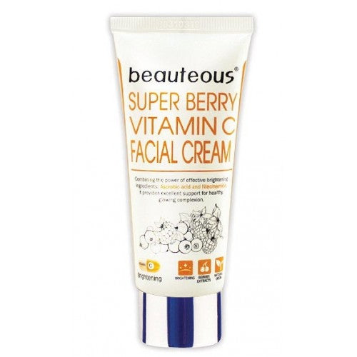 Super Berry Vitamin B Facial Cream - Grocery Deals