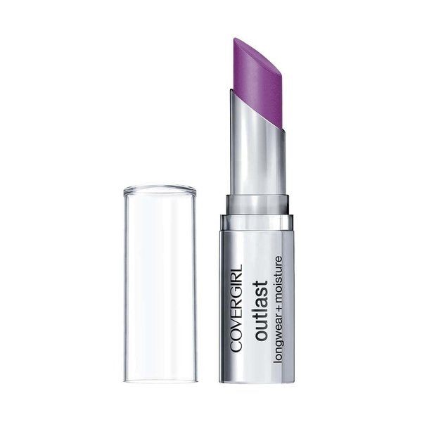 Covergirl Outlast Lipstick Vixon Violet #940 - Grocery Deals