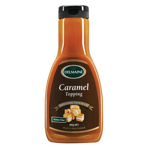 Delmaine Caramel Topping - Grocery Deals