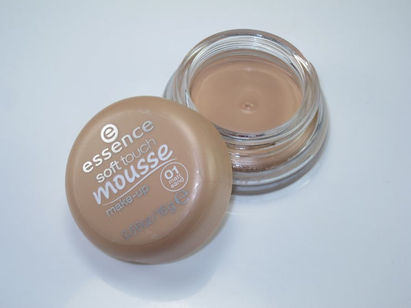 Essence Soft Touch Mousse Foundation Matt Sand - Grocery Deals
