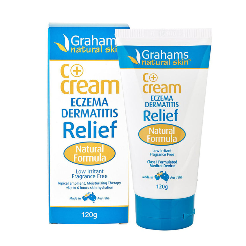 Grahams Eczema Dermatitis Relief Pack