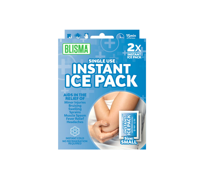 Blisma Instant Ice Pack - Grocery Deals