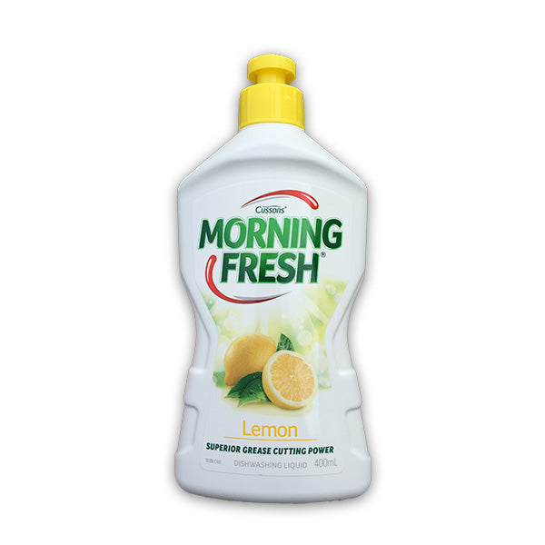 Morning Fresh Dishwashing Liquid Ultra Concentrate 400ml - Grocery Deals