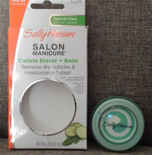 Sally Hansen Cuticle Eraser + Balm