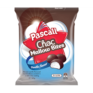 Pascall Choc Mallow Bites - Grocery Deals