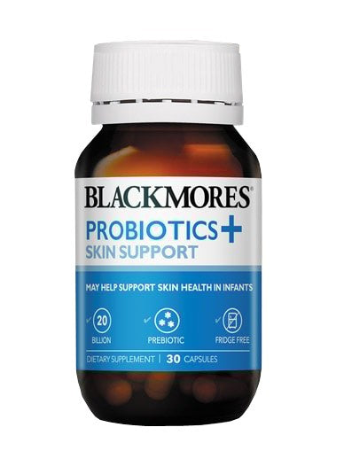 Blackmores Probiotics + Skin Support - Grocery Deals