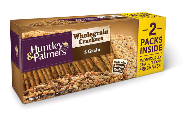 Huntley & Palmers Wholegrain Crackers