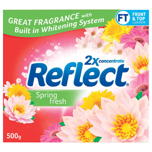 Reflect Laundry Powder Spring Fresh 1kg