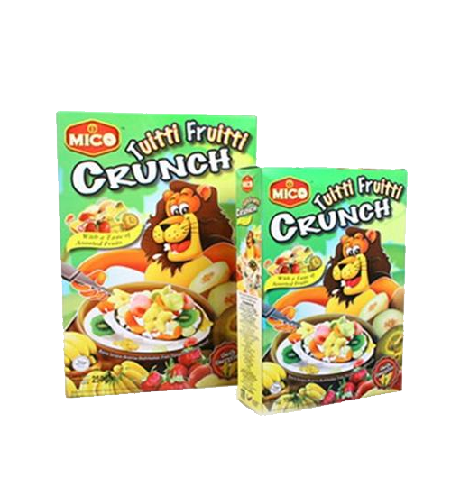 Tuitti Fruitti Crunch Cereal