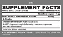 Nutrex Test Booster Stack - Grocery Deals