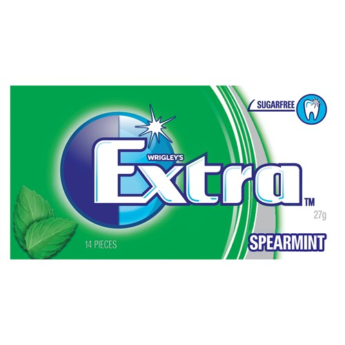 Wrigleys Extra Gum Spearmint - Grocery Deals