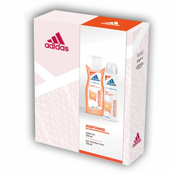 Adidas Adipower Women's Gift Set - Grocery Deals