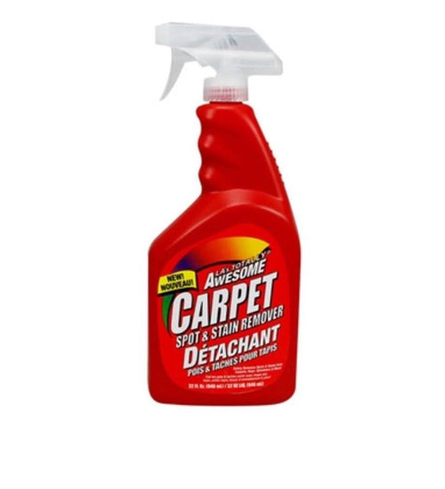 Awesome Carpet Spot & Strain Remover - Grocery Deals