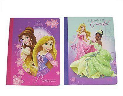 Hardcover notebook - Disney Princess - Grocery Deals