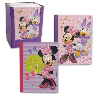 Hardcover notebook - Minnie Mouse - Grocery Deals