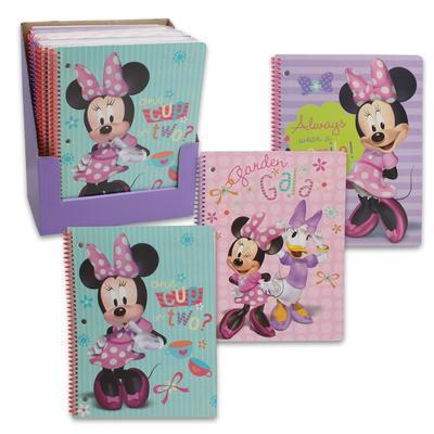Spiral notebook - Minnie Mouse - Grocery Deals