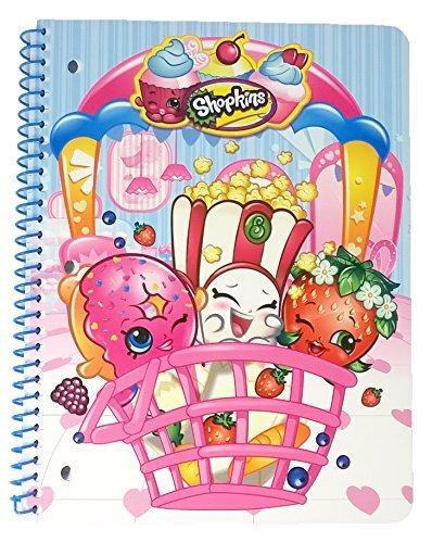Shopkins Jumbo colouring and activity book - Grocery Deals