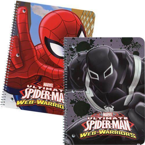 Spiral notebook - Spiderman - Grocery Deals
