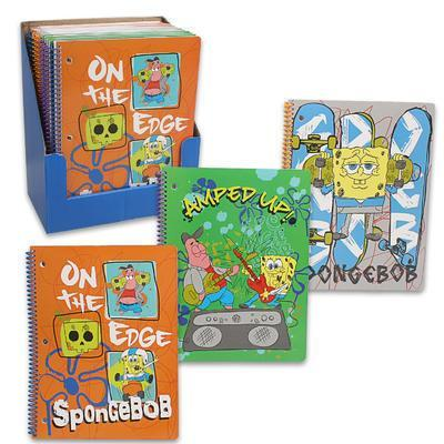 Spiral notebook - Spongebob - Grocery Deals