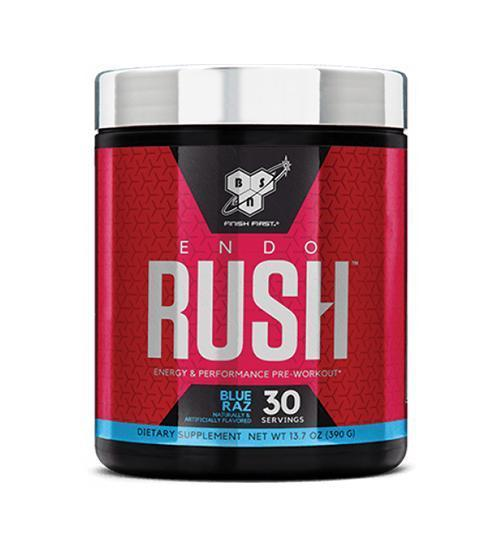 BSN Endorush Pre-Workout 30 Serve - Grocery Deals