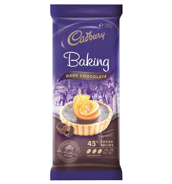 Cadbury Baking Dark Chocolate