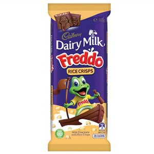 Cadbury Freddo Rice Crisps - Grocery Deals