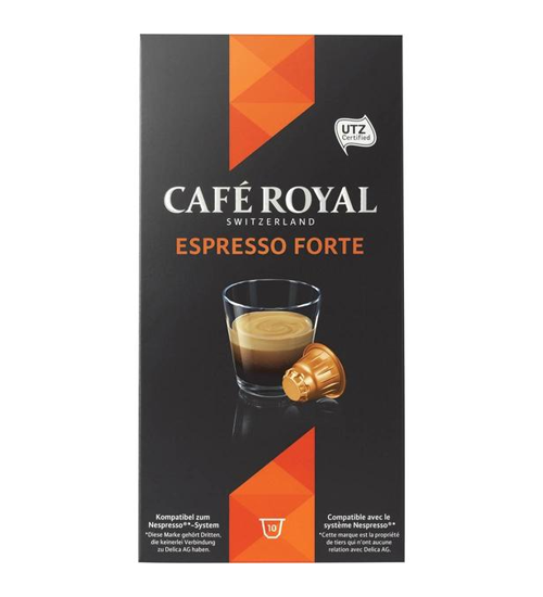 Cafe Royal Coffee Pods - Grocery Deals