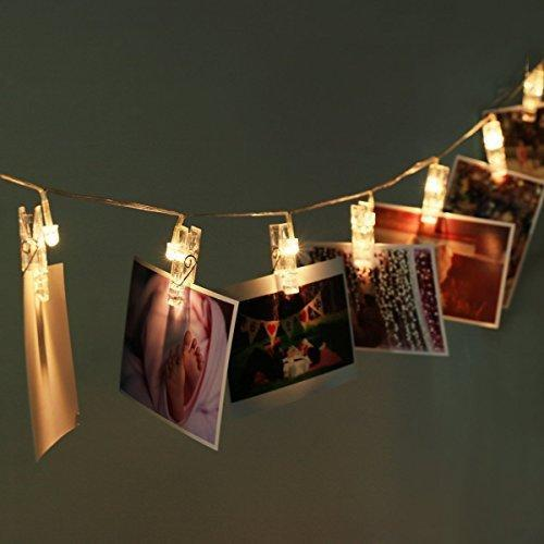 Photo Display String LED Lights - Grocery Deals