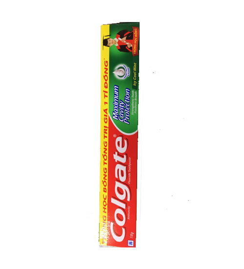 Colgate Icy Cool Mint - Grocery Deals