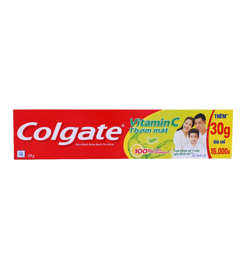 Colgate Vitamin C - Grocery Deals