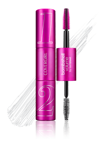 COVERGIRL Bombshell Volume Mascara - Very Black - Grocery Deals