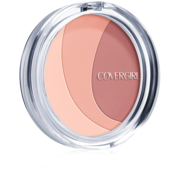 CoverGirl Clean Glow Blush 100 Roses - Grocery Deals