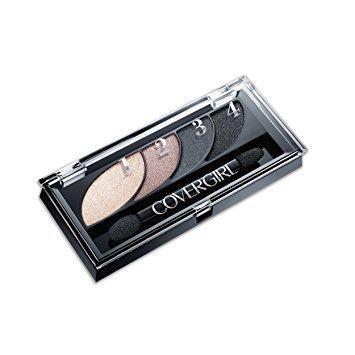 COVERGIRL Eye Shadow Quads Stunning Smokeys 715 - Grocery Deals
