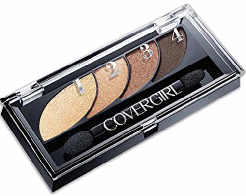 COVERGIRL Eyeshadow Quad Go for The Golds 705 - Grocery Deals