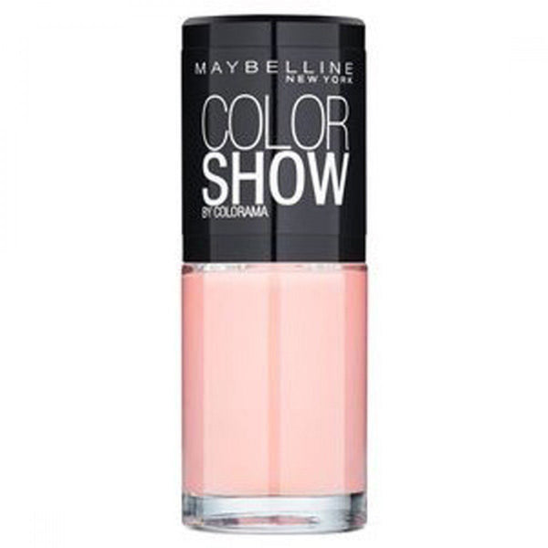 Cosmetics - Maybelline Color Show Nail Polish Peach Bloom 426