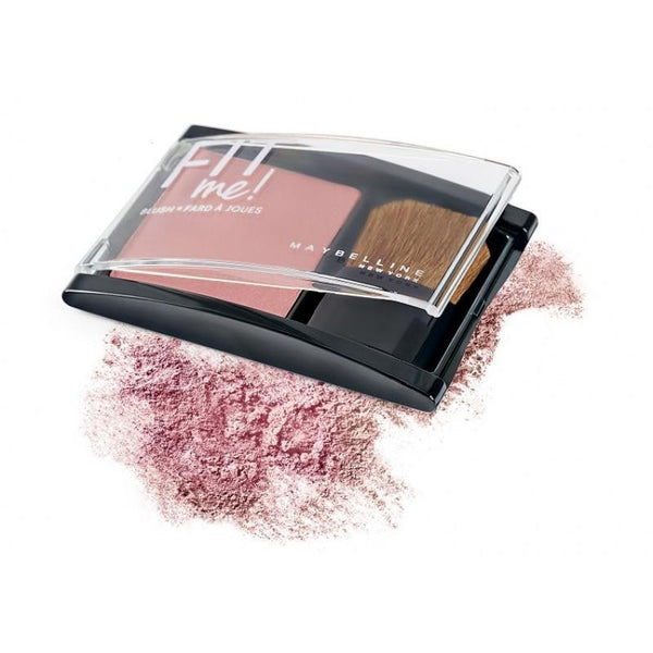 Cosmetics - Maybelline Fit Me Bronzer 204 Medium Pink