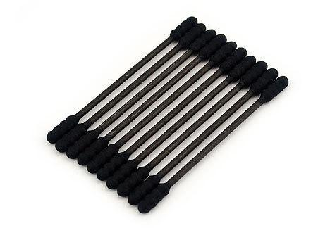 Pharmacare 200 Black Cotton Buds - Grocery Deals